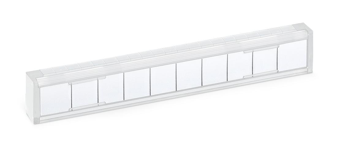 Cabeus MT-10 Панель маркировочная на 10 пар, откидная