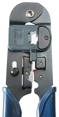 Cabeus HT-L2180 Инструмент обжимной для RJ-45.